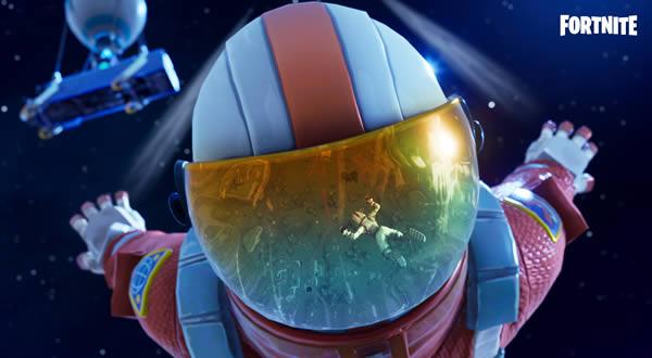 Fortnite: scelto lo spazio come tema della terza stagione