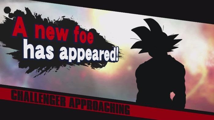 Super Smash Bros Nintendo Swtich Goku Funimation