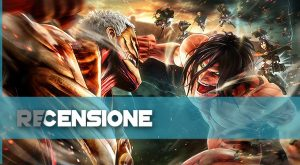 recensione attack on titan 2