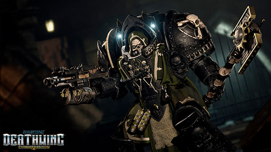 recensione space hulk deathwing