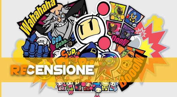 Super Bomberman R Recensione