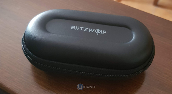 BlitzWolf BW-ANC1 Cuffie Auricolari Bluetooth Uagna.it