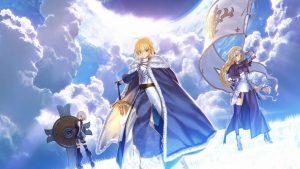 Fate Grand Order immagine promozionale
