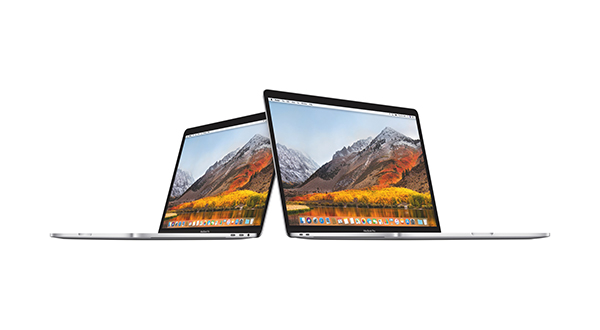 """Nuovi MacBook Pro 13"""" 15"""" con Touch Bar"""