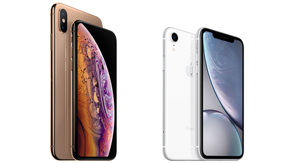 Apple iPhone XS Max XR