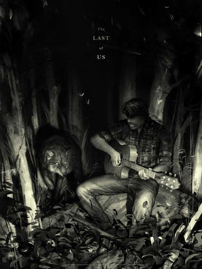 The Last of Us Outbreak Day 2018 poster Joel