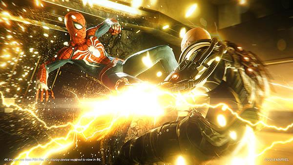recensione marvel's spider-man