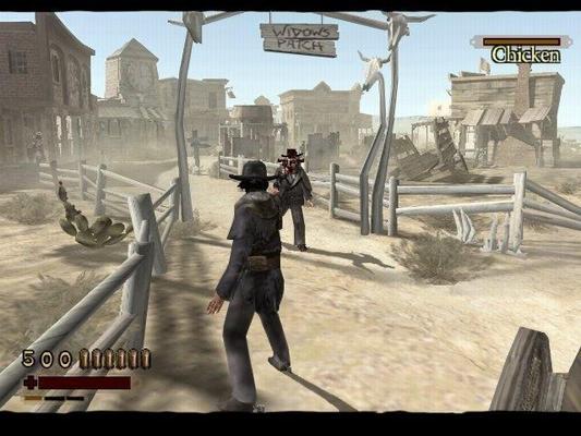 red dead revolver 2