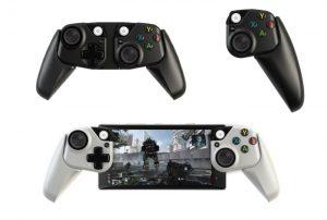 Miniatura Xbox controller prototipi mobile Microsoft Project xCloud