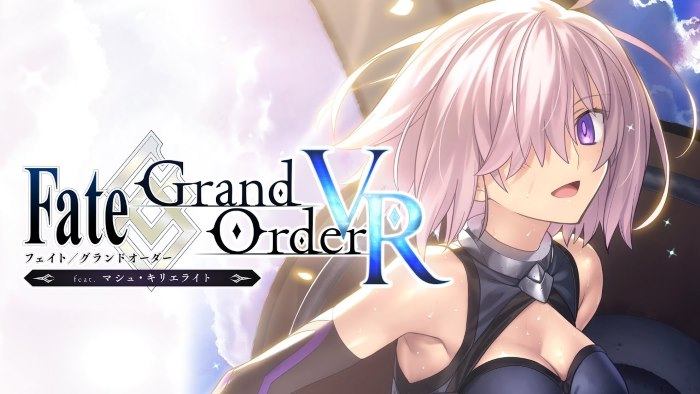 Fate/Grand Order VR feat. Mash Kyrielight