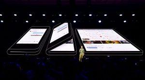 Samsung Display Pieghevole