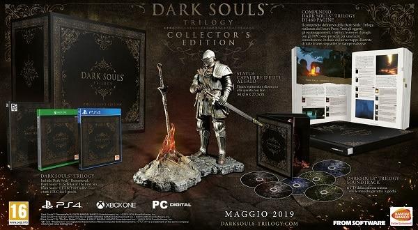 collector edition dark souls
