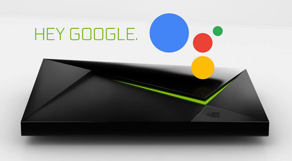 NVIDIA SHIELD TV Google Assistant