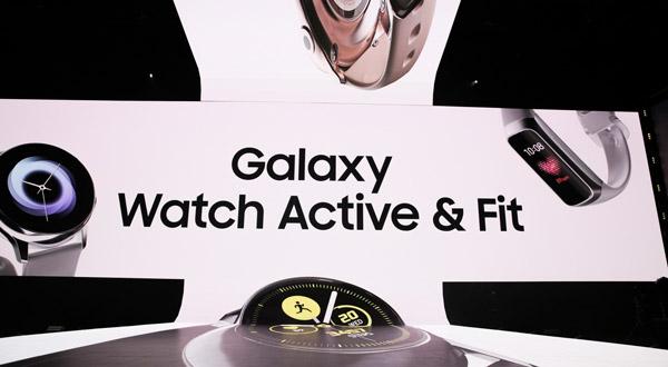 Samsung Galaxy Watch Active & Fit