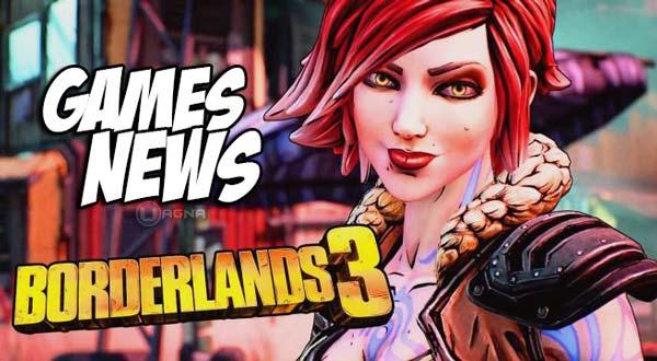 Games News Borderlands 3 Uagna.it