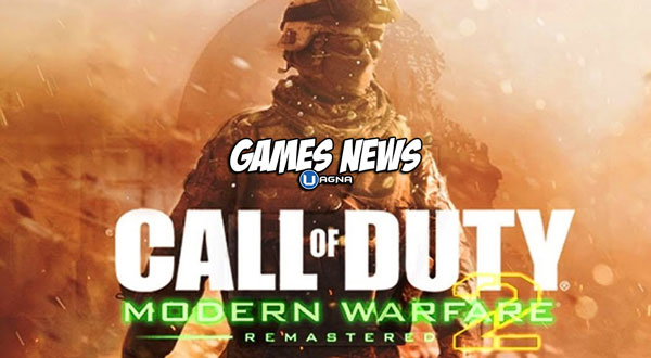 Games News Call Of Duty Modern Warfare 2 Remastered