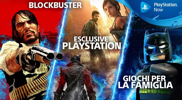 PlayStation Now Italia