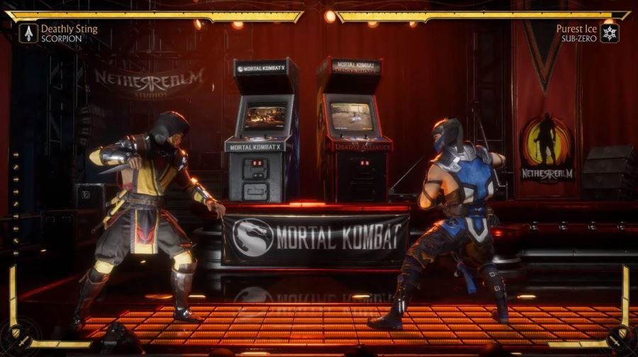 easter eggs mortal kombat 11
