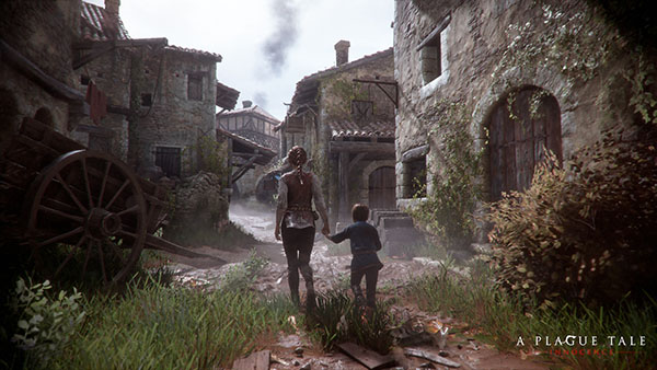 recensione a plague tale