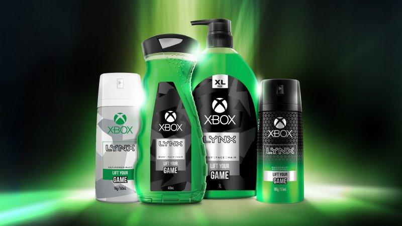 deodorante xbox