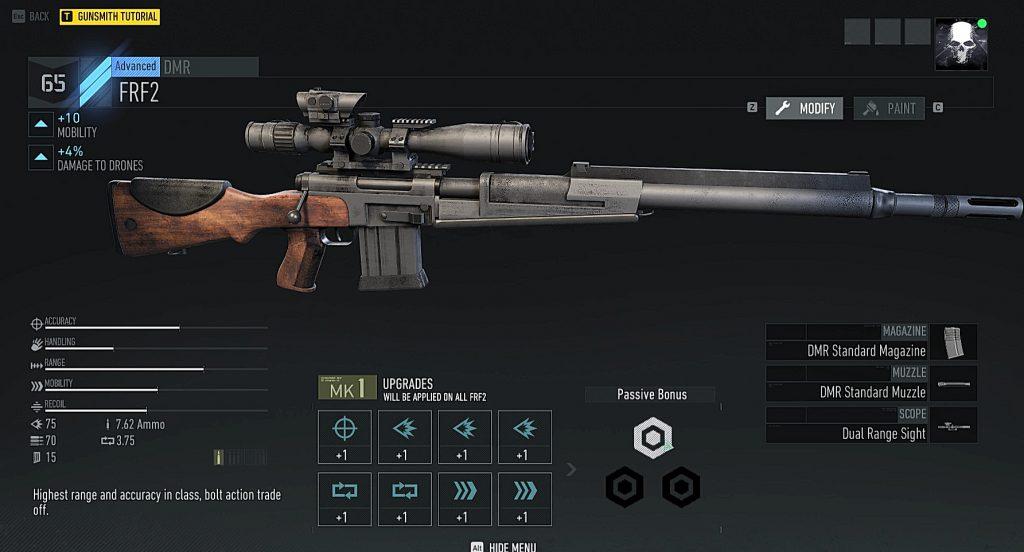 breakpoint migliori armi