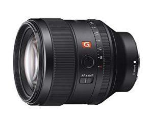 Migliori obiettivi per Sony a7III, 85mm f1.4 GM