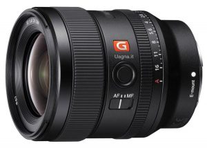 I migliori obiettivi per Sony a7III FE 24mm f1.4