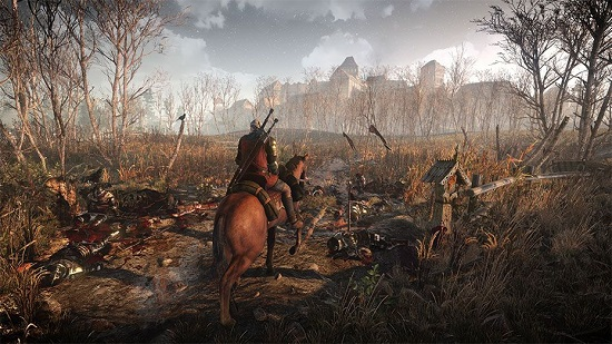 riflessioni the witcher 3