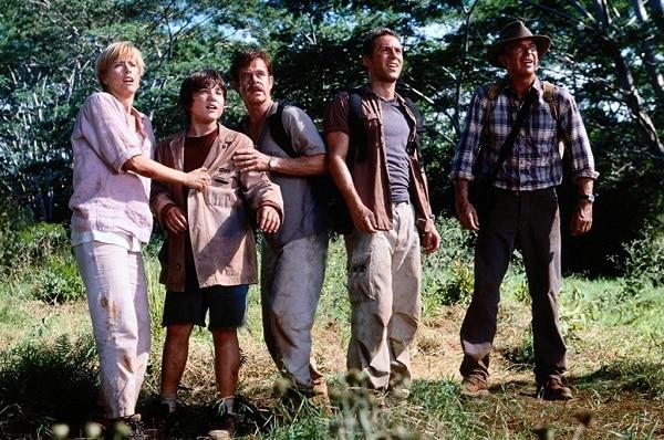 jurassic park 3 cast
