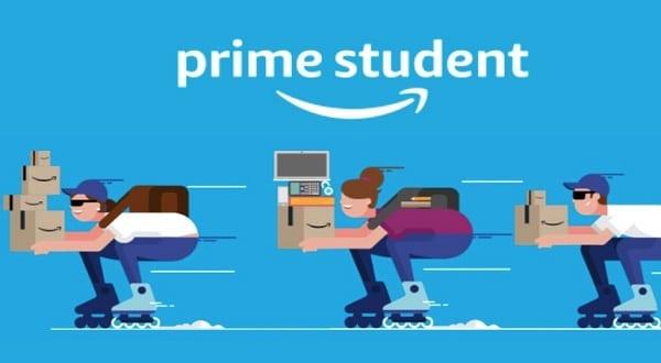 amazon prime student sconto