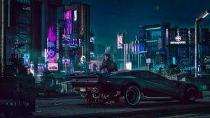 anteprima cyberpunk 2077