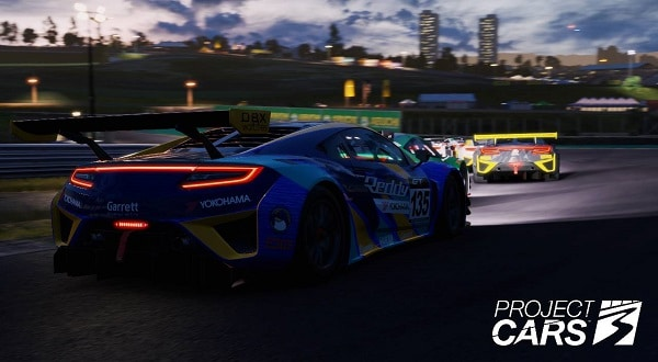 recensione project cars 3
