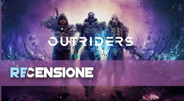 recensione outriders