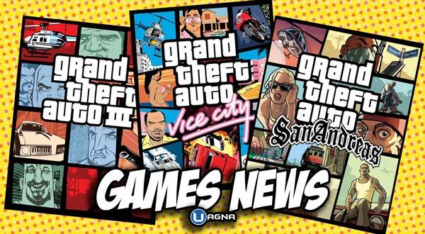 GTA Trilogy Definitive Edition Games News Uagna.it